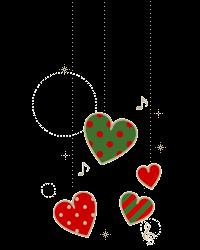フリー素材 クリスマスの無料壁紙 背景 09 Fool Lovers